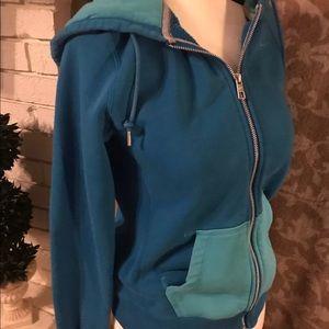 Nike Jackets & Coats - Women's NIKE Hooded Zip Up Jacket! Sz. Small
